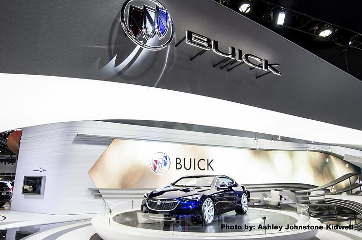 North American International Auto Show, Buick