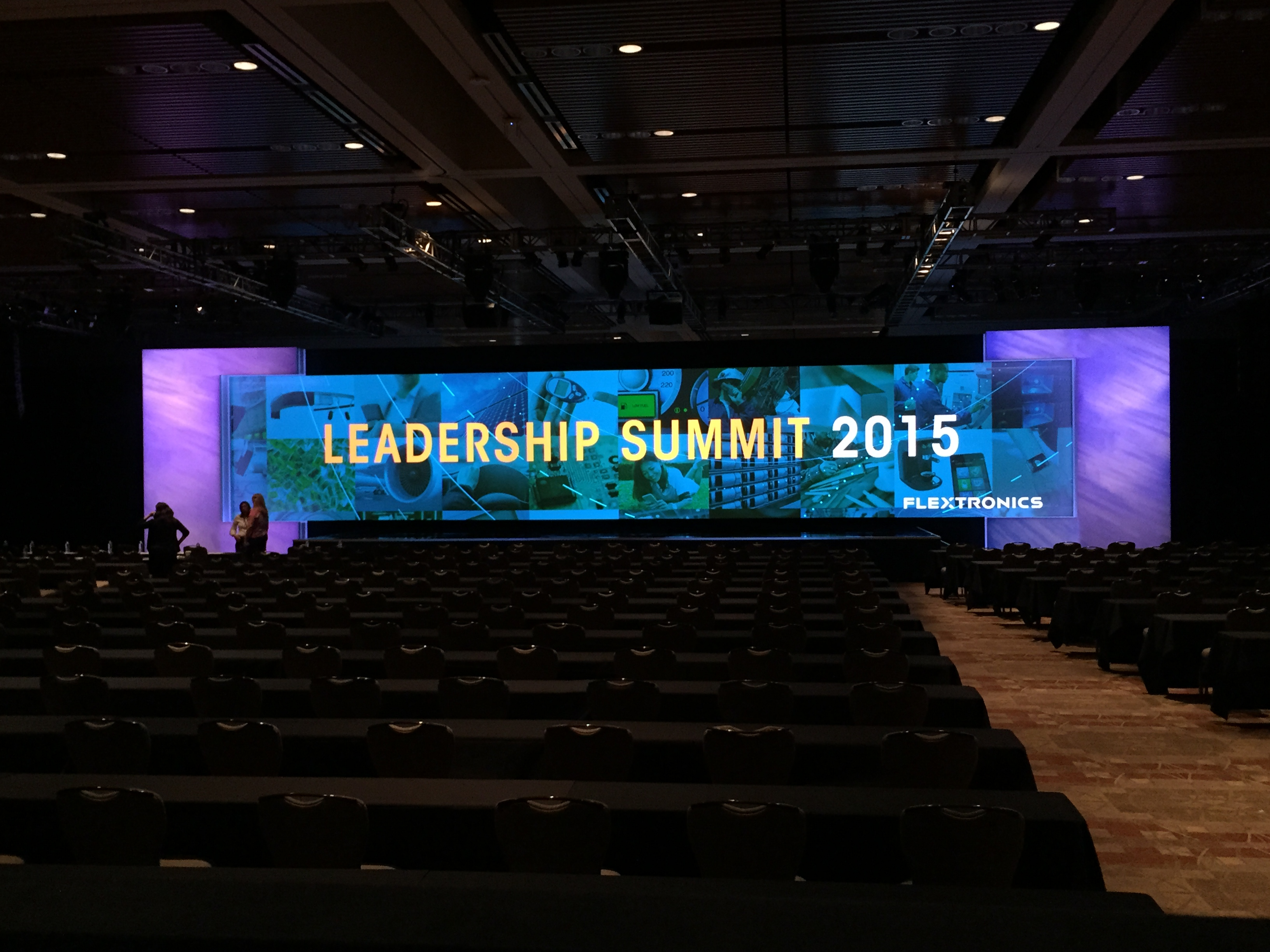 Flextronics Leadership Summit 2015
