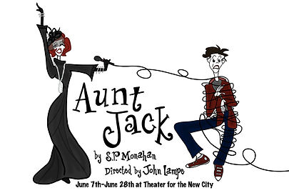 Aunt Jack by S.P. Monahan