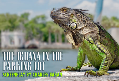 The Iguana in the Parking Lot Screenplay by Charles Baran