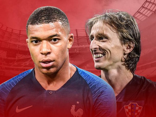 France Vs Croatia: A clash of two stories