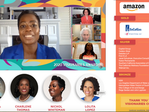 Women's History Month: Highlighting our 2020 Visionaries Honorees