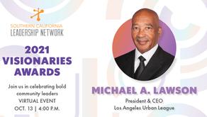 Meet Our Visionaries Awards Honoree: Michael Lawson
