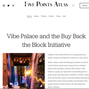 Vibe Palace & BBTB // Five Points Atlas
