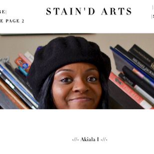 Stain'd Arts