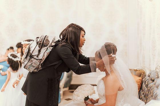 wedding coordinator