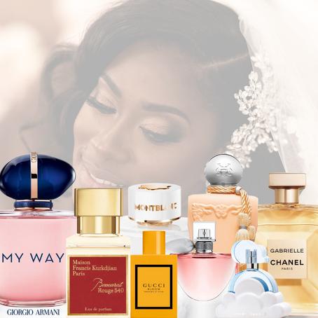 The Best Wedding Day Perfume
