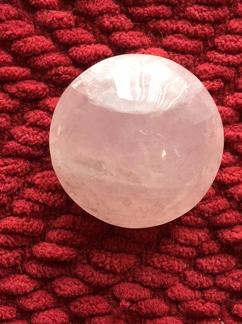 Rose Quartz Cushion