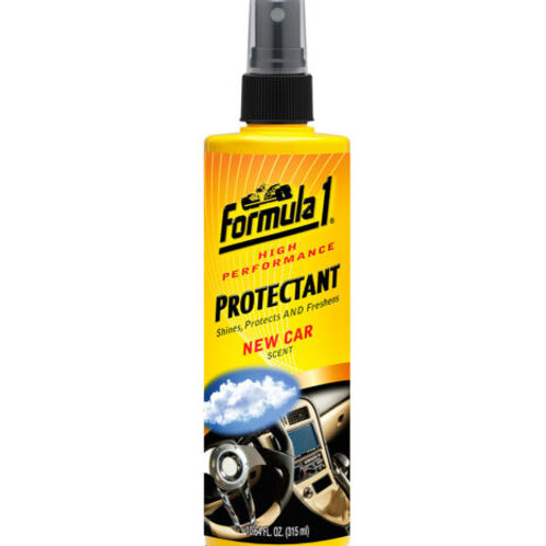 Formula 1 protectant new car