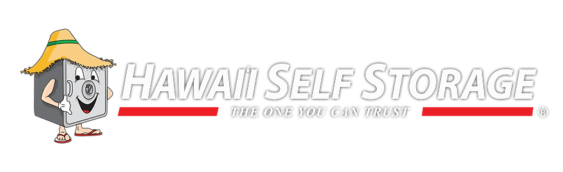 Hawaii Self Storage ad