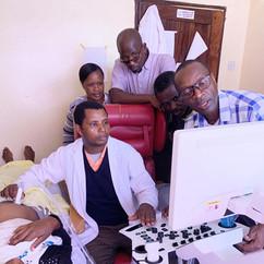 Doula Ultrasound Machine