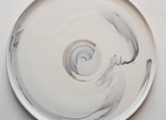 Assiette porcelaine (Ø26cm)