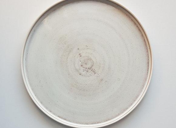 Assiette porcelaine (Ø24,5cm)