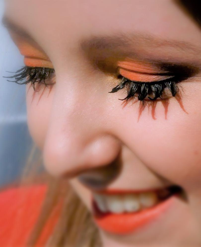 Sixties Make-up, Extrem Lashes, Fashion Make-up, Beauty Make-up, Professionelle Stylistin für Film und Foto Produktionen, Make-up Artist Nicole Schmitt in Raesfeld Kreis Borken und NRW