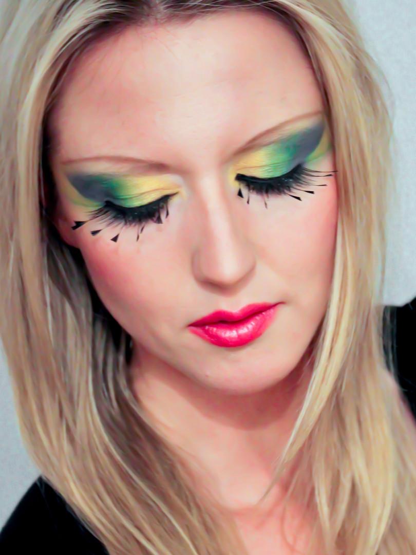 Make-up zu Halloween & Karneval, Fashion Make-up, Beauty Make-up, Professionelle Stylistin, Visagistin für Film und Foto Produktionen, Make-up Artist Nicole Schmitt in Raesfeld Kreis Borken, Kreis Recklinghausen und NRW