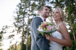 Hochzeit, Brautstyling Raesfeld