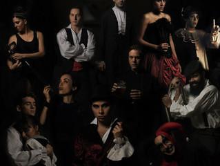 Muerte en el Teatro Arlequín