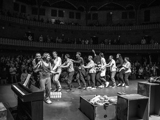 Piensa, observa y respira - Teatro Circo de Murcia.