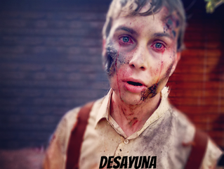 Juanjo Pastor, el Zombie...
