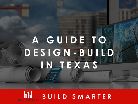 A Guide to Design-Build in Texas