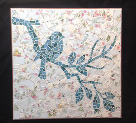 Songbird in Blue