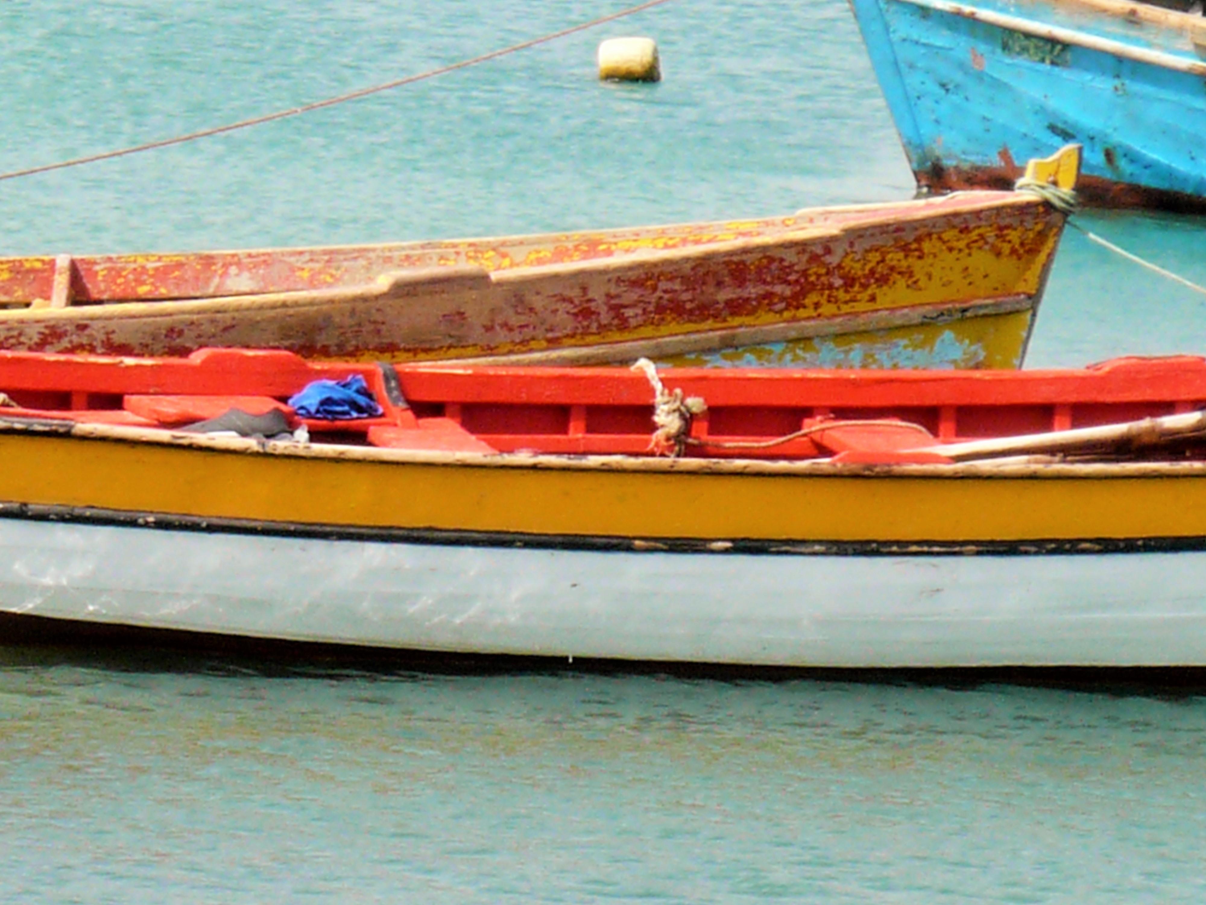 Boats San Antao