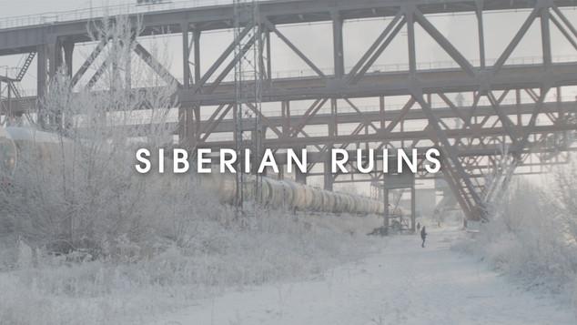 Siberian Ruins