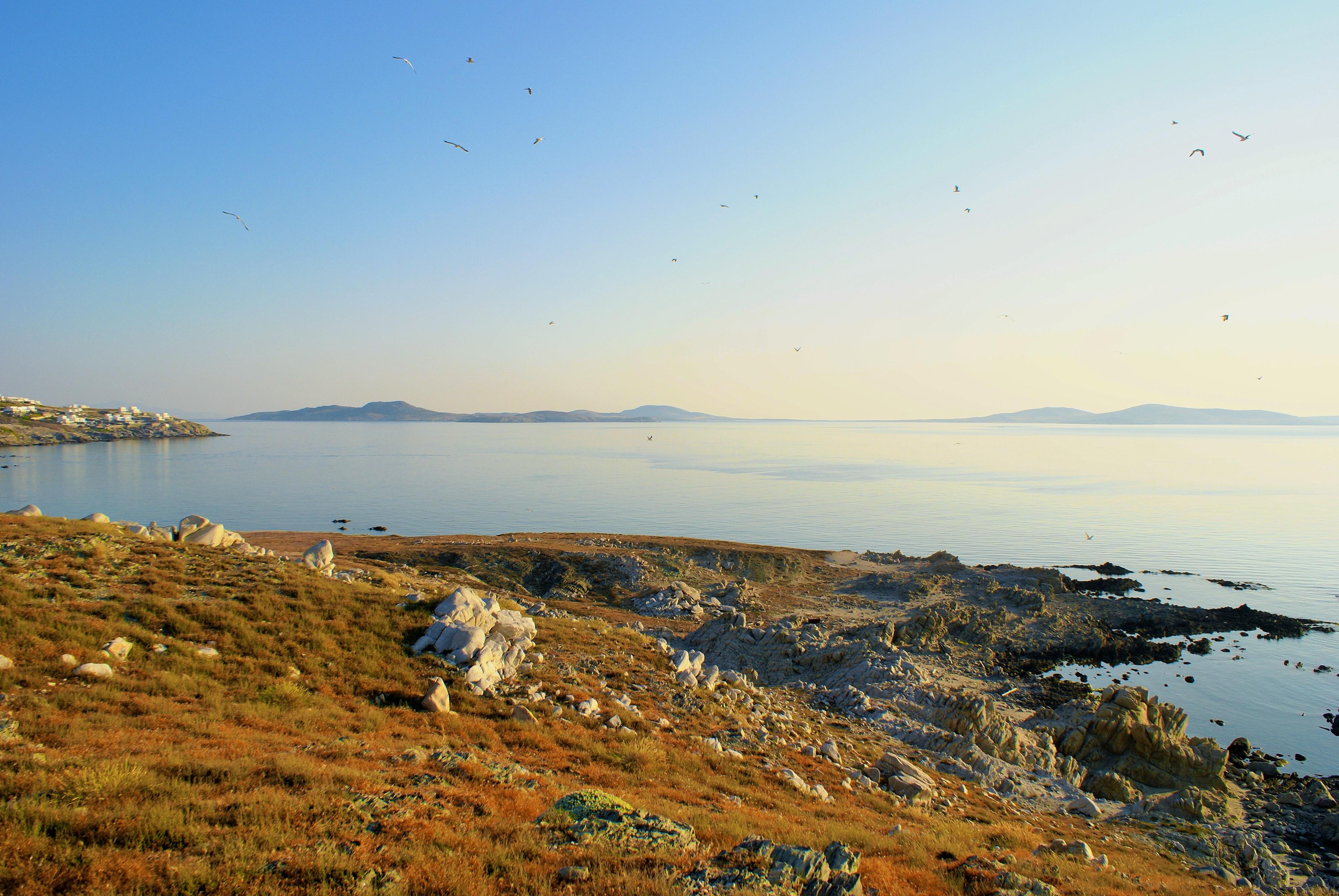Baou Island Greece