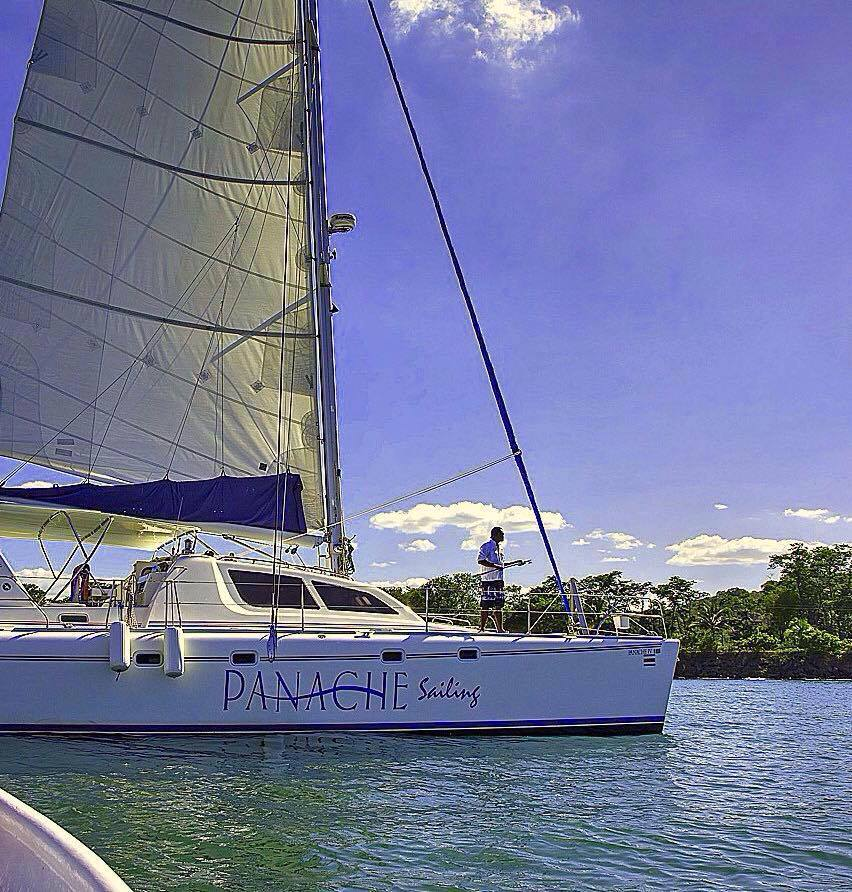 Sailing Costarica