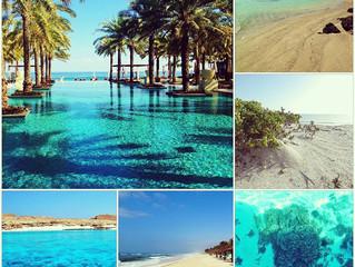 Deep Blue Oman