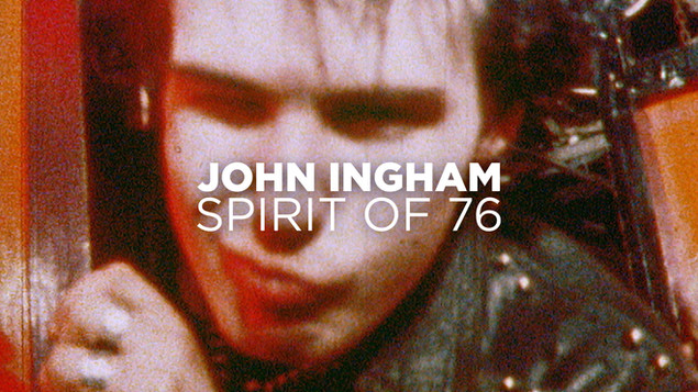John Ingham 'Spirit of 76'