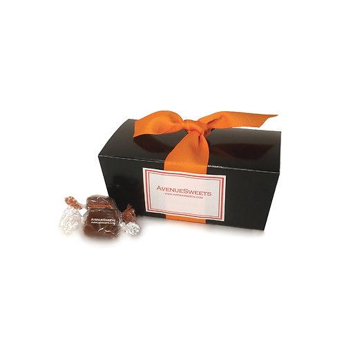 Small Fall Ballotin-style Gift Box - 1/2 lb. (approx. 18 caramels)