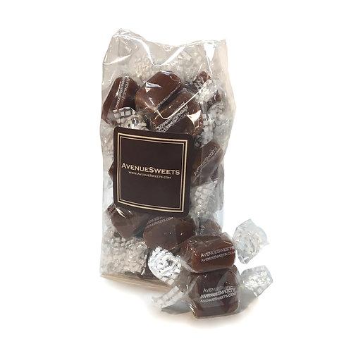 9.5oz bag of caramels (approx. 20-22 caramels)