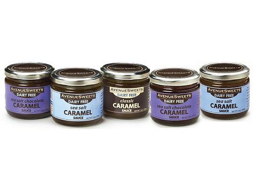 DAIRY FREE vegan caramel sauce: buy 5 and save $9