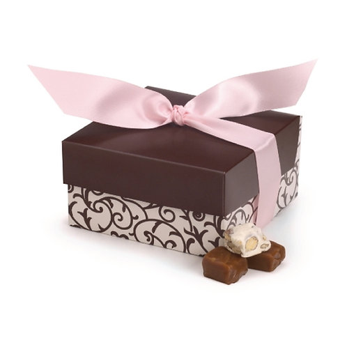 Swirl Gift Box - 1 lb. (approx. 35 caramels)