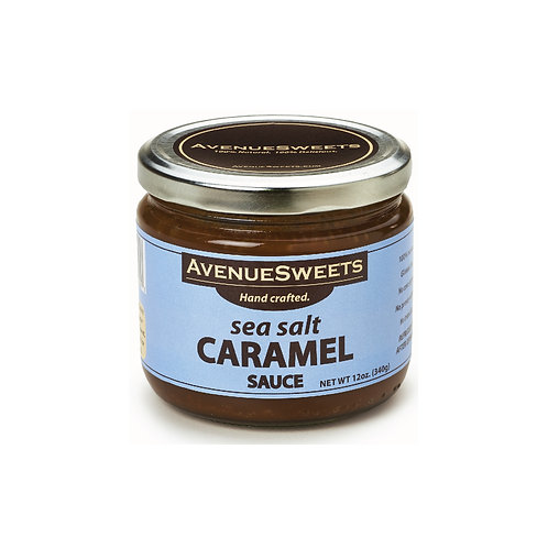 Caramel sauce: 12oz jar (2-pack)
