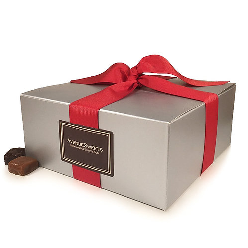 Large Caramel Cravings Gift Box - 3 lbs. (approx. 110 caramels)
