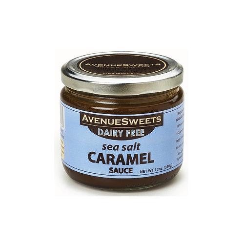 DAIRY FREE vegan caramel sauce 2-pack