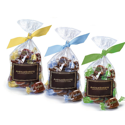 8oz caramel bags - buy 3 and save $6 (approx. 55 caramels)