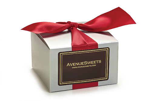 1/2 1b. Gift Box: case size = 12 (approx. 18 caramels/box)