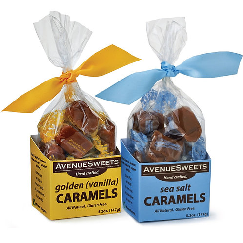 5.2oz caramels 2-pack (approx. 25 caramels)