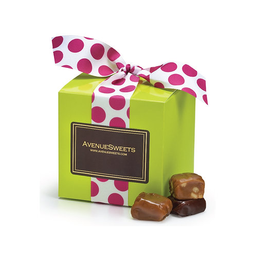 Small Spring Gift Box - 1/2 lb. (approx. 18 caramels)