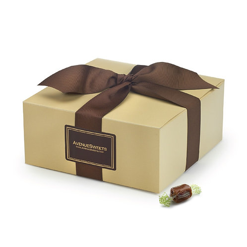 Father's Day Caramel Cravings Gift Box - 3 lbs. (approx. 110 caramels)