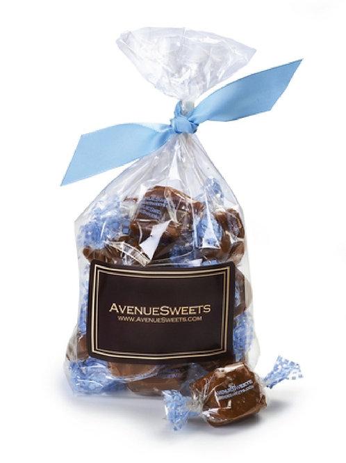 8oz bag caramels (approx. 18 caramels)