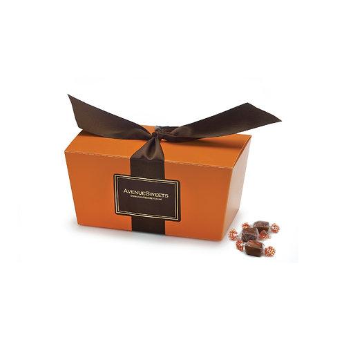 Large Fall Ballotin-style Gift Box - 1 lb. (approx. 35 caramels)