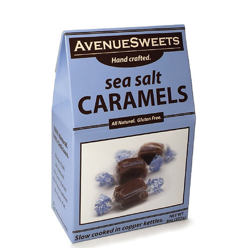 8oz. Caramel Box (approx. 18 caramels)