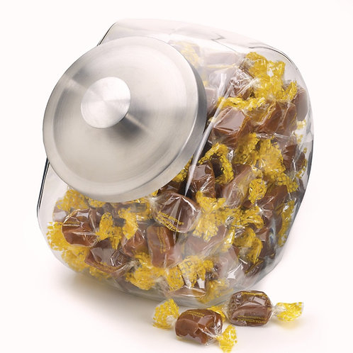 Penny Candy Jar - 2 lbs. (approx. 70 caramels)