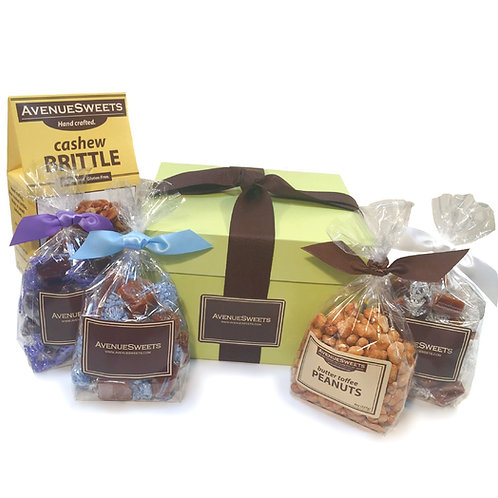 Large Gift Combo (Caramels, Brittle and Nuts)