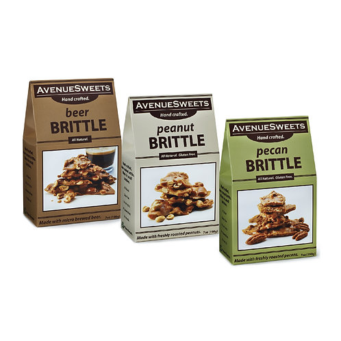 Britte: 7oz boxes - buy 3 and save $5