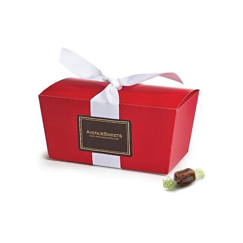 Large Ballotin-style Gift Box - 1 lb. (approx. 35 caramels)